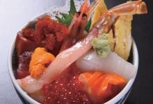海鮮丼 上 -kaisen don-